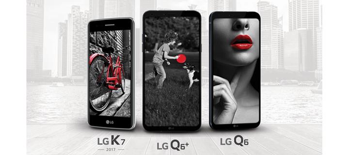 Get LG smartphones via Home Credit
