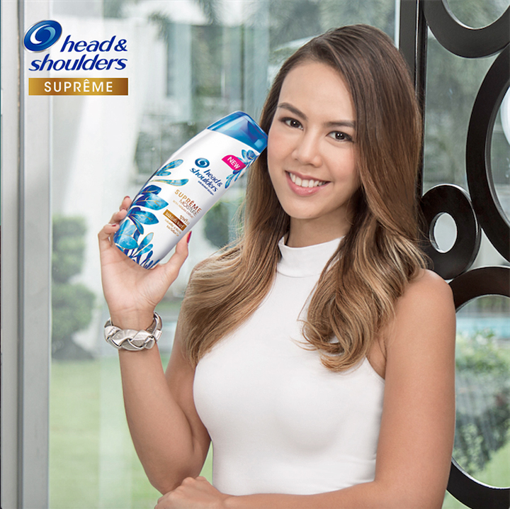 Head & Shoulders Supreme - Janina Manipol
