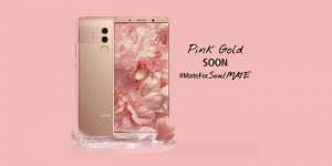 Huawei Mate 10 Pro available in Pink Gold starting February 10, 2018