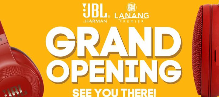 JBL concept store opens in Davao City