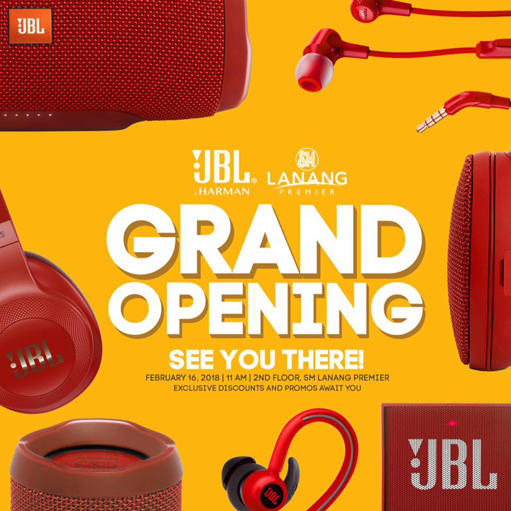 Beyond Innovations Inc. opens first JBL concept store in Davao City