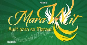 """""""MarAwit… AwitparasaMarawi"""" aims to raise funds for the education of affected children in Marawi City in light of its take over by ISIS."""