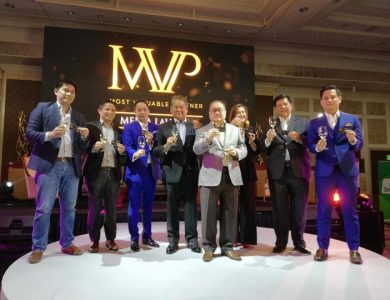 With PLDT's MVP Rewards Program, earned points from paying bills are as good as cash
