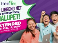 Win a Chevrolet Spark and iPhone 7 units – freenet Promo extended