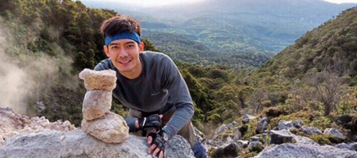 "OPPO Selfie Expert Robi Domingo hosts ABS-CBN's ""Lakwatsero"" web series"
