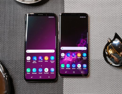 What's improved on the Samsung Galaxy S9 and S9+?