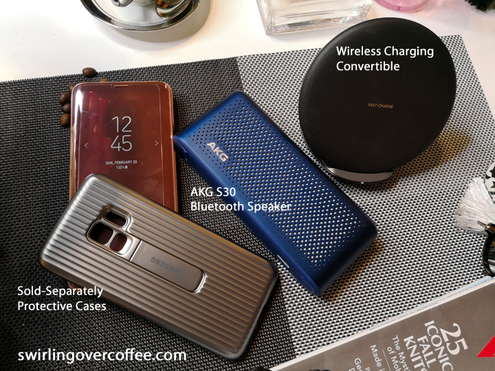 Samsung-S9-and-S9+-Freebies and Accessories