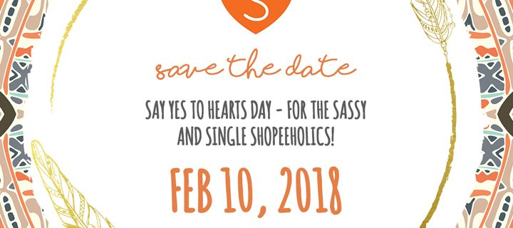 "Shopee's Valentine's Promo is for Couples and ""Lucky"" Singles"