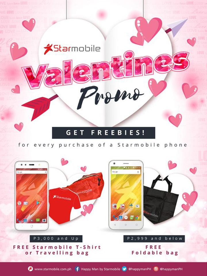 Starmobile JUMPU Valentines Promo