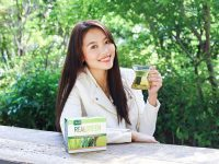 Real Green Tea is now in the Philippines
