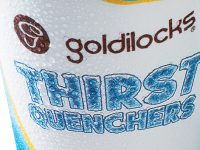 Beath the Heat with Goldilocks Saba con Hielo Thirst Quencher