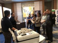 Epson's smart solutions offer corporate productivity and cost savings