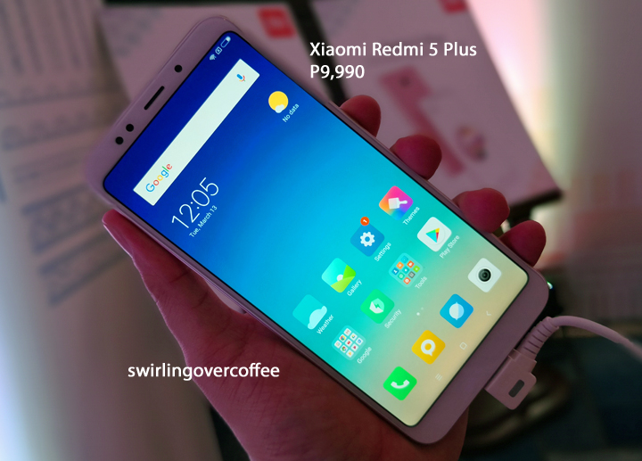 Xiaomi Redmi 5 Plus price, Xiaomi Redmi 5 Plus specs, Xiaomi Redmi 5 Plus review