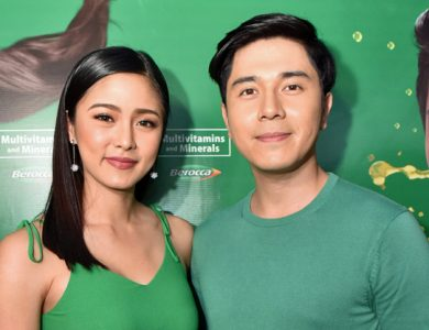 Kim Chiu and Paulo Avelino conquer their big days with Berocca – you can, too!