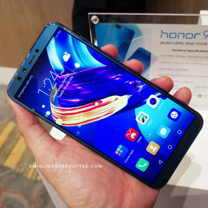 Honor 9 Lite at Shopee