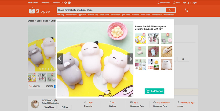 8 Things on My Shopee Wish List (such as gadget accessories and cat food)