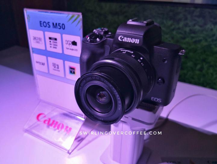 Canon EOS M50 Philippines, Canon EOS M50 price, Canon EOS M50 features