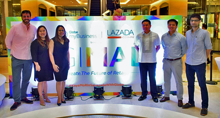 Globe myBusiness, Lazada Philippines help SMEs expand reach via online shopping