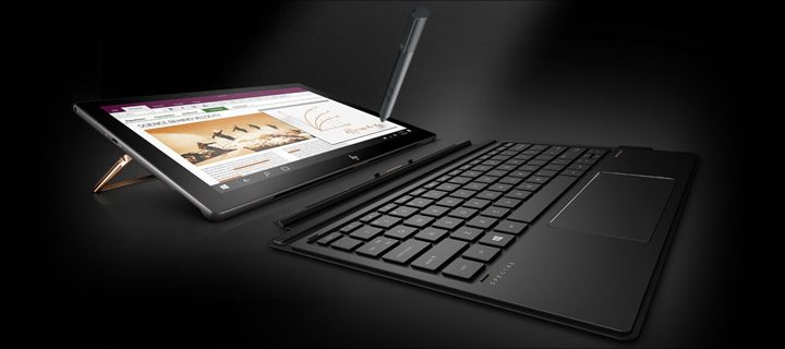 The HP Spectre X2 is a luxury 2-in-1 tablet PC with a Windows Certified Ink Pen, starts at P79,990