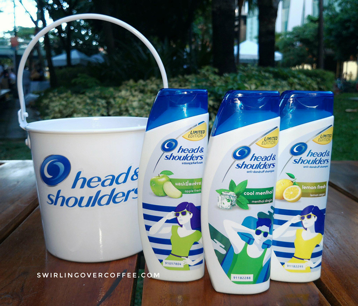 Introducing limited edition variants from Head & Shoulders: Apple Fresh (for that refreshing scent), Lemon Fresh (for a citrusy lemon blast), and Cool Menthol (for a minty cool sensation).