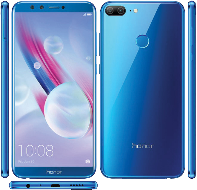 The Honor 9 Lite is exclusively available on Shopee.