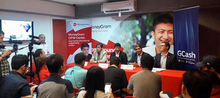 MoneyGram-GCash partnership allows OFWs to send remittances home to GCash