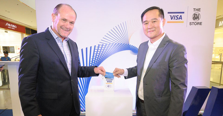 Visa and SM Champion Contactless Payments in the Philippines