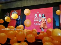 Shopee announces Anne Curtis as first brand ambassador, launches 5.5 Shopee Super Sale happening from April 13 to May 5