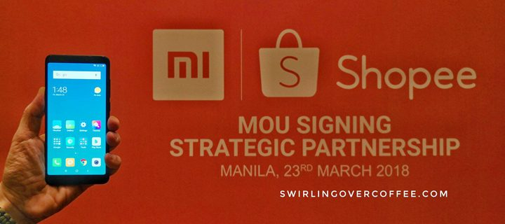 Shopee launches Xiaomi Official Store, holds April 4 flash sale of Redmi 5 for only P5,990