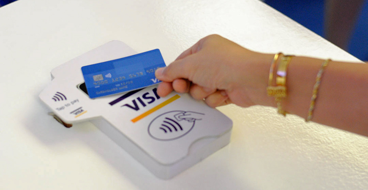 SM will accept contactless payments at all its department stores and affiliate stores in the country.