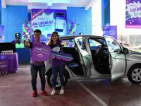 Visayan freenetizen wins Chevrolet Spark at the Papremyong Malupet grand draw