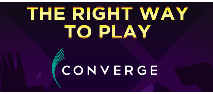 The Right Way to Play with Converge!