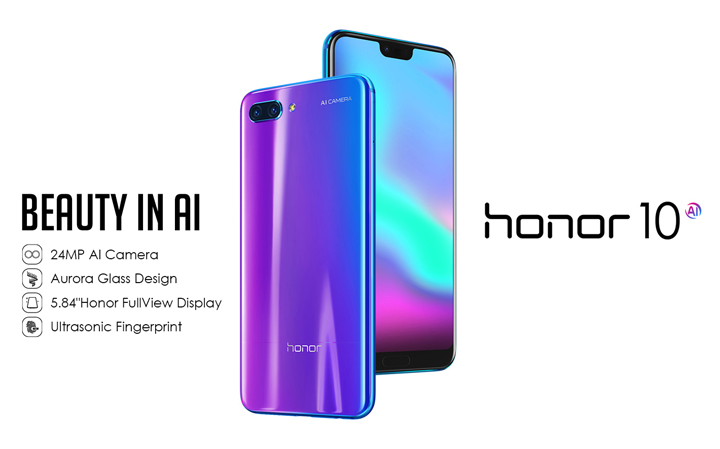 Honor 10 sells 1 million units globally ahead of Philippine launch