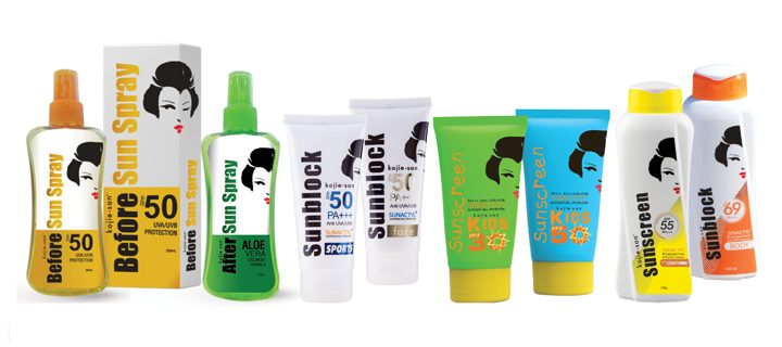 Have fun in the sun but be kind to your skin—the Sun Patrol is watching