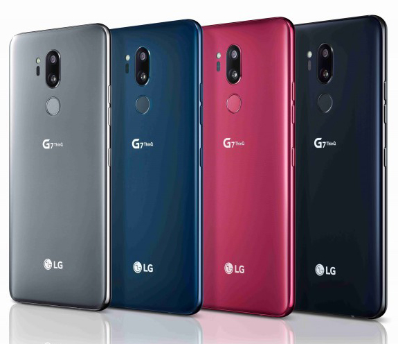 Pre-Order the LG G7 ThinkQ starting May 30 to get P10,980-worth of freebies