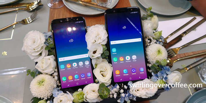 Midrange Stunners – Samsung Galaxy A6 (P16,490) and A6+ (P22,990) available by June 2018