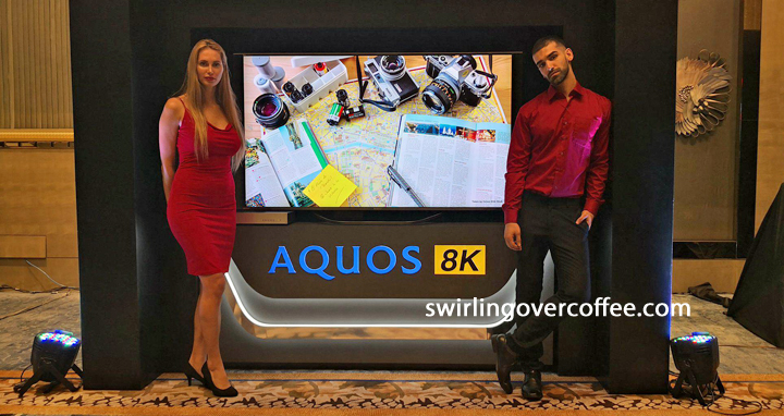 Sharp outs 8K LED TV, IoT Inverter Aircon, and campaign for locally-made Sharp products