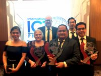 VXI Emerges Victorious Once Again Winning 3 Major Honors at the 12th International ICT Awards