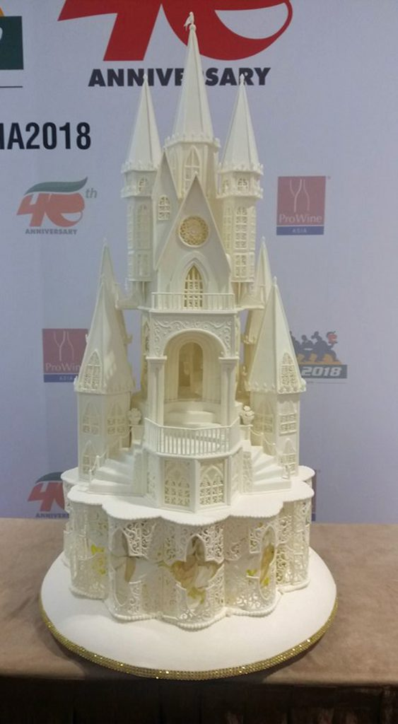 Goldilocks land Highest Silver Award In FHA Cake Decorating Competition