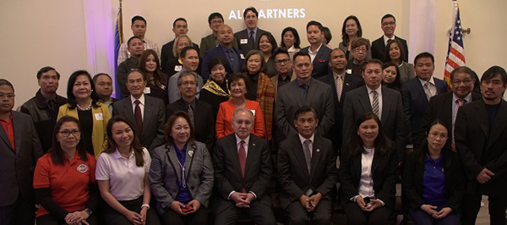 ABS-CBN International partners with the Philippine Consulate General to Advance the Spark*Connect*Empower Movement