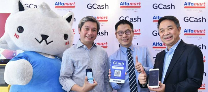 GCash now accepted in Alfamart