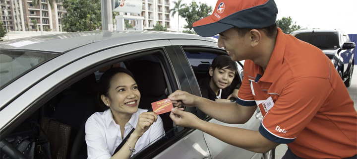 Caltex gives motorists three times the Happyplus points