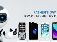 Argomall data shows smartphones Fathers want