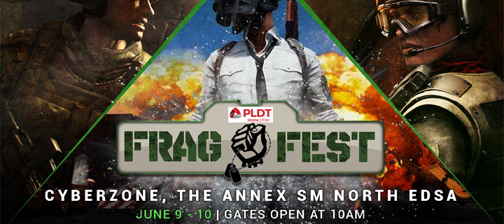 Lock and Load for Fragfest