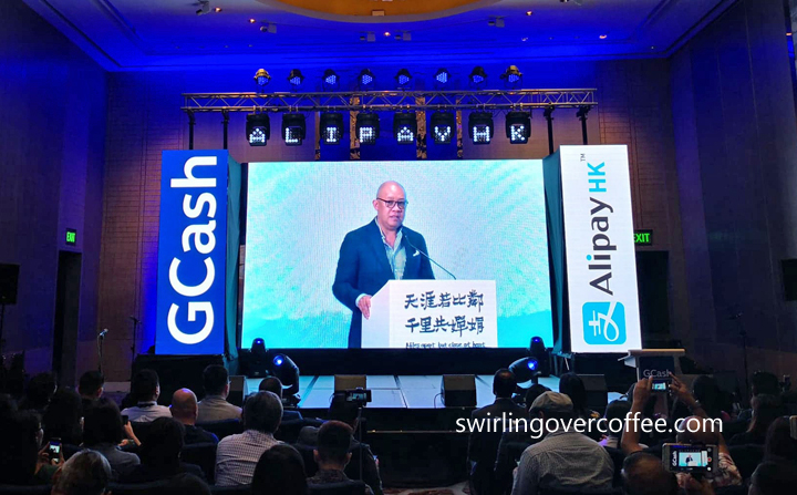 AlipayHK and GCash have launched the first-in-the-world, blockchain-based, cross-border digital wallet remittance service.