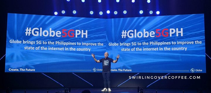 Globe to offer 5G services in PH by mid-2019