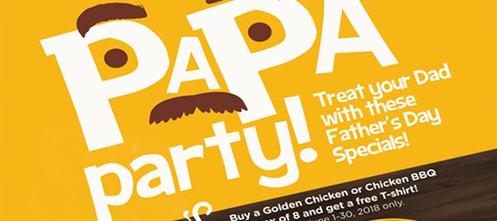 A Party for Papa!