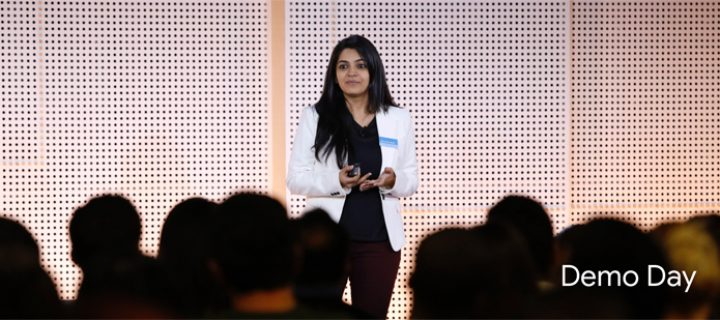 Seize the day and take the stage at Google Demo Day Asia