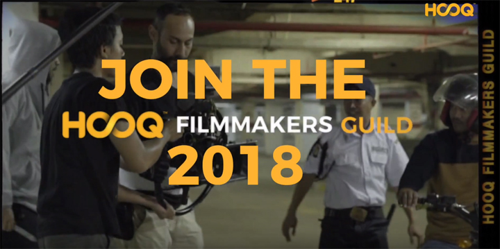 HOOQ calls for entries from Filipino talents for Season 2 of Filmmakers Guild