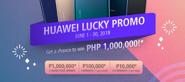 Hot price drops amd 1M cash prize: Huawei celebrates remarkable success with discounts and lucky draw